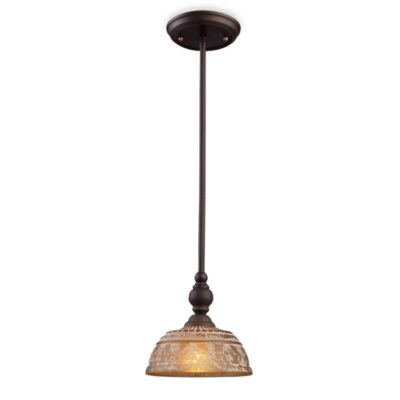 ELK Lighting Norwich 1-Light Pendant Fixture