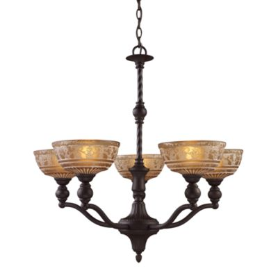 Elk Lighting Norwich 5-Light Chandelier