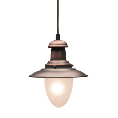 Elk Lighting Railroad 1-Light Pendant Lamp