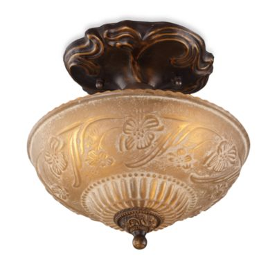 Antique Golden Bronze Ceiling Lights