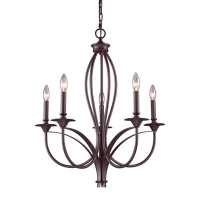 Elk Lighting Medford 5-Light Chandelier