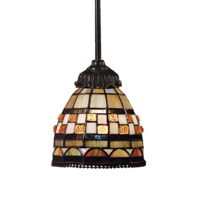 1-Light Pendant Lamp