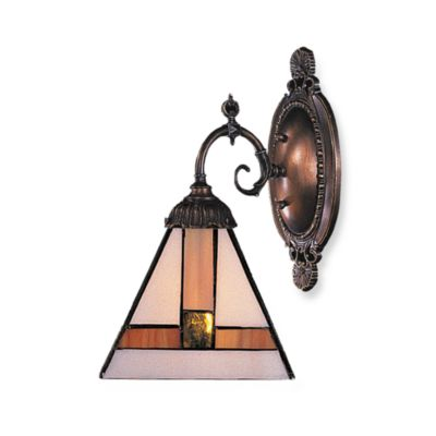 ELK Lighting 1-Light Mix-N-Match Sconce