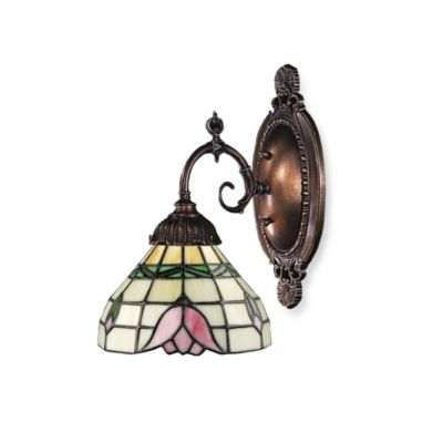 ELK Lighting 1-Light Mix-N-Match Sconce in Tulip