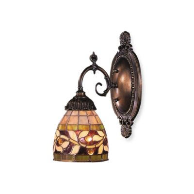 ELK Lighting 1-Light Mix-N-Match Sconce in Floral Vine