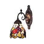 Elk Lighting 1-Light Mix-N-Match Sconce in Fruit