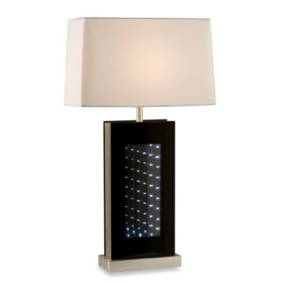 NOVA Lighting Phantom infinity 29-Inch Mirror Table Lamp