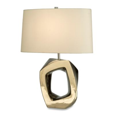 NOVA Lighting Matrimony Reclining 22-Inch Table Lamp