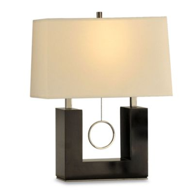 NOVA Lighting Earring 28-Inch Table Lamp