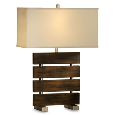 NOVA Lighting Divide 1-Light 25-Inch Table Lamp