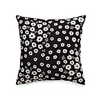 KAS® Mika 16-Inch Square Floret Toss Pillow