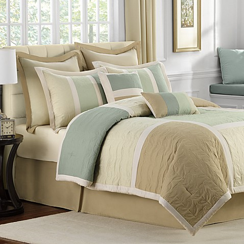 Hollandale 8-Piece Full Comforter Set