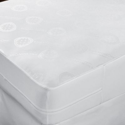 CleanRest® Complete Twin Extra Long Mattress Encasement in White