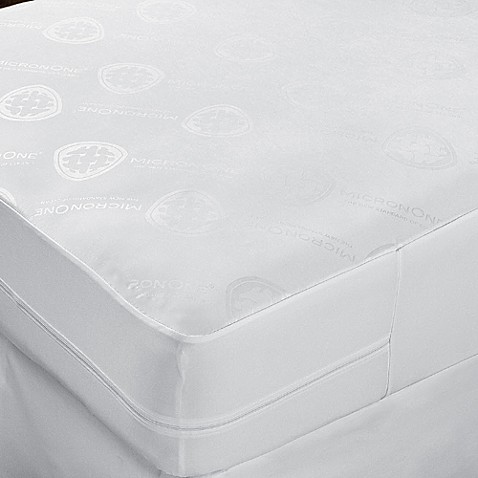 CleanRest® Complete Mattress Cover in White