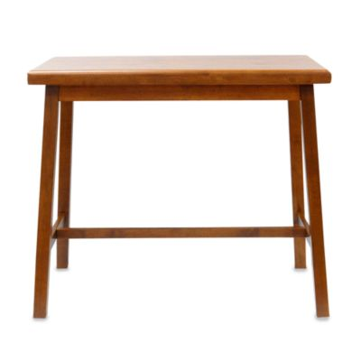 Carolina Chair & Table Company Asian Bar Table in Walnut