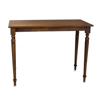 Carolina Chair & Table Antique Hawthorne Bar in Walnut