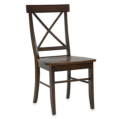 Carolina Chair & Table Company Essex Chair in Chestnut