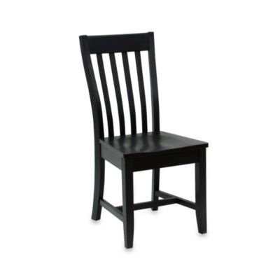 Carolina Chair & Table Antique Prairie Chair - Black