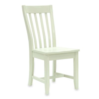 Carolina Chair & Table Antique Prairie Chair in Ivory