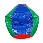 Junior Multi-Color Vinyl Bean Bag Cover