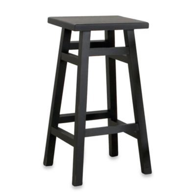 Carolina Chair & Table O'Malley Pub Bar Stool in Antique Black