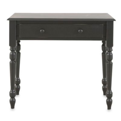 Carolina Chair & Table Bella Desk in Antique Black