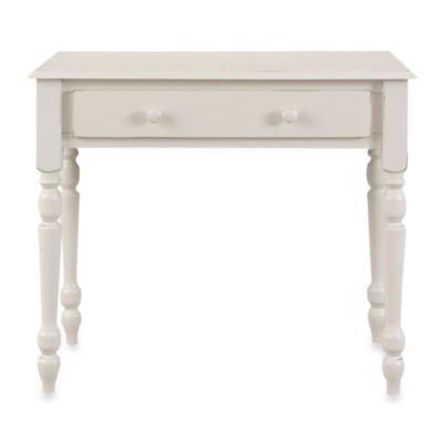 Carolina Chair & Table Bella Desk in Antique Ivory
