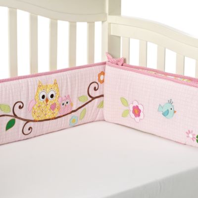Happi by Dena™ Tree 4-Piece Bumper Set