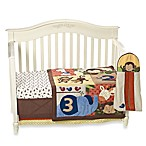 kidsline™ Jungle 1,2,3 8-Piece Crib Bedding Set and Accessories