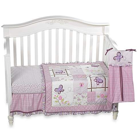 Cocalo Sugar Plum 8 Piece Crib Bedding Bed Bath Amp Beyond