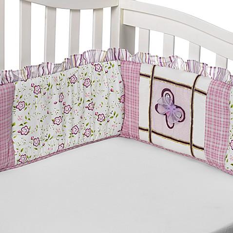 Cocalo Sugar Plum 4 Piece Crib Bumper Set Bed Bath Amp Beyond