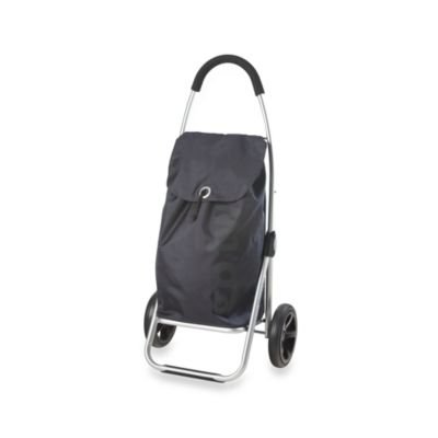 Playmarket Go Two Shopping Trolley in Grey