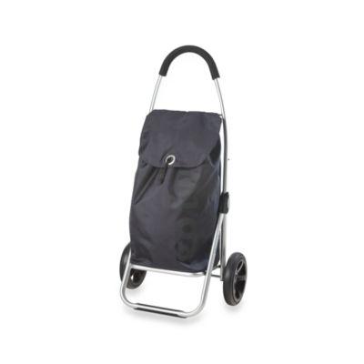 Playmarket Go Two Shopping Trolley in Grey