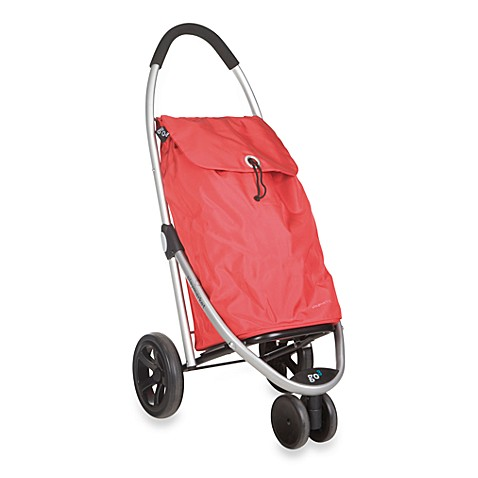 Playmarket Go 3 Shopping Trolley - Red