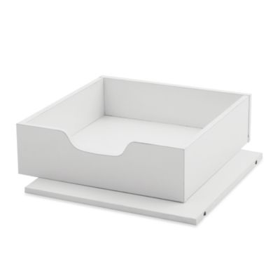 Real Simple® Shelf & Tray Kit in White