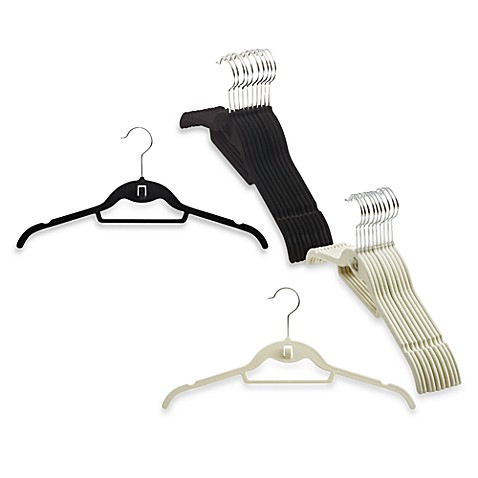 Real Simple Slimline Shirt/Blouse Hangers (Set of 50)