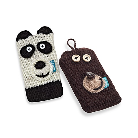 Stache™ Knitwhit™ Phone Covers
