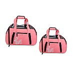 Bergan® Signature Series Comfort Carrier™ Pet Carrier in Coral