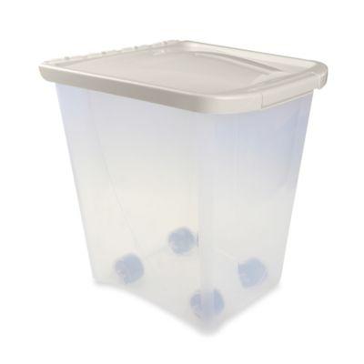 Van Ness™ 25-Pound Pet Food Container