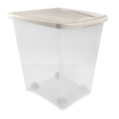 Van Ness™ 50-Pound Pet Food Container