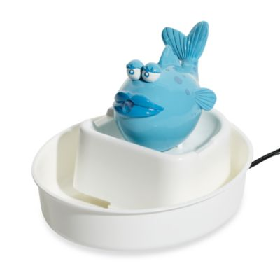 cats rule® Total Care Automatic Fresh Water Fountain in Fish