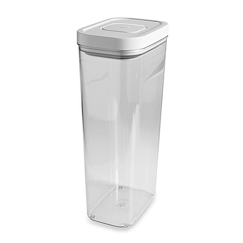 OXO Pet POP 3.7-Quart Rectangular Container