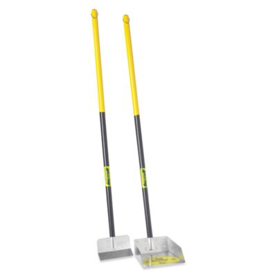 Flexrake® Small Dog Scoop & Spade Set with 3-Foot Wood Handle