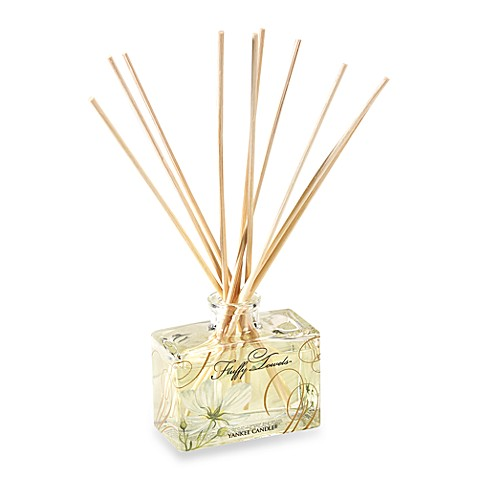 Yankee Candle® Signature Mini Reed Diffuser in Fluffy Towels™