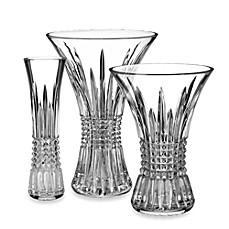 Waterford® Lismore Diamond Crystal Vases