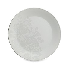 Monique Lhuillier Waterford® Bliss Grey 8-Inch Salad Plate
