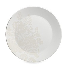 Monique Lhuillier Waterford® Bliss Cream 8-Inch Salad Plate