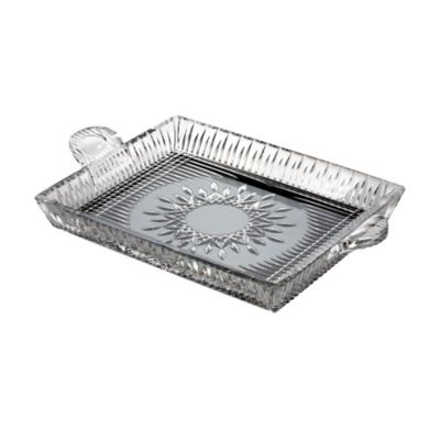 Waterford® Lismore Diamond 12-Inch Square Serving Tray