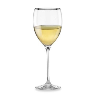 Lenox® Timeless Platinum Signature 10-Ounce Wine Glass