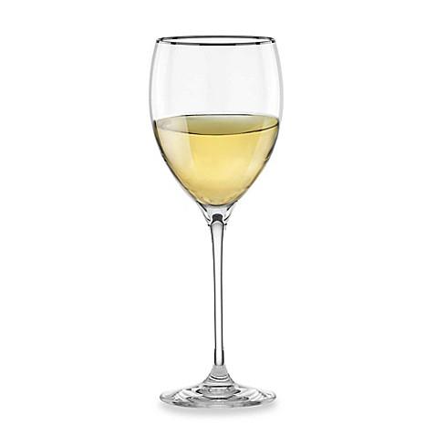 Lenox Timeless Platinum Signature Wine Glass